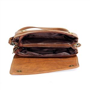 Túi đeo chéo thời trang CNT TĐX46 Bò Lợt