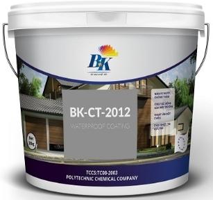 Chống thấm hai thành phần BK-CT2012