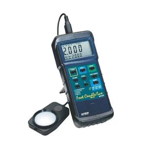 Máy đo cường độ ánh sáng Extech 407026-NIST