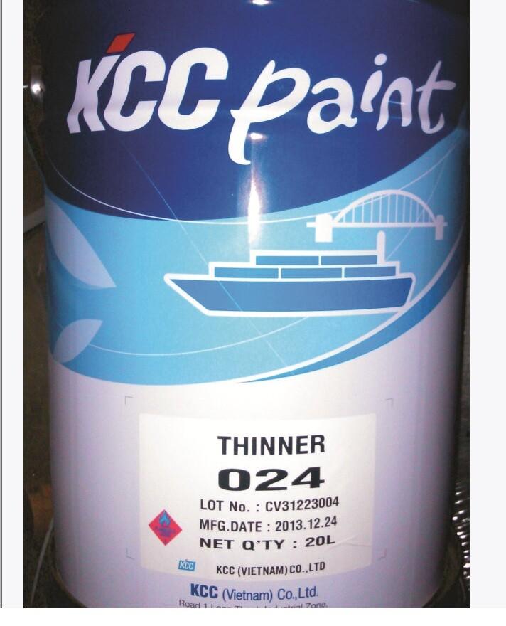 Dung môi sơn Epoxy KCC O24