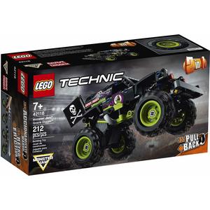 Đồ chơi mô hình LEGO TECHNIC - Chiến Xe Monster Jam Grave Digger - 42118