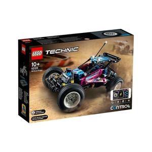 Đồ chơi mô hình LEGO TECHNIC - Xe Địa Hình Điều Khiển Từ Xa - 42124