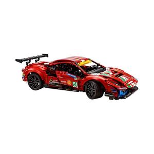 Đồ chơi mô hình LEGO TECHNIC - Siêu Xe Ferrari 488 GTE - 42125