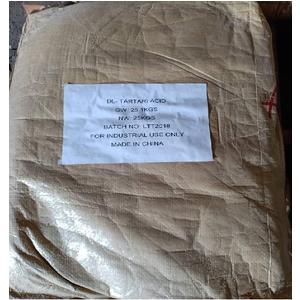 Tartaric Acid - C4H6O6 - DL Axit Tartaric