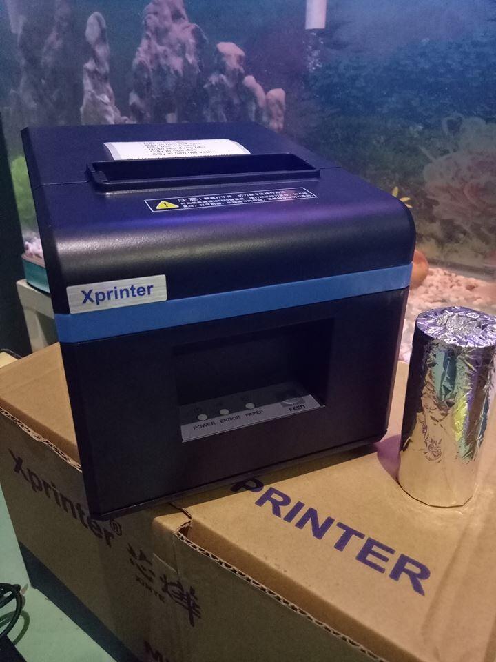 Máy in hóa đơn Xprinter XP N160II