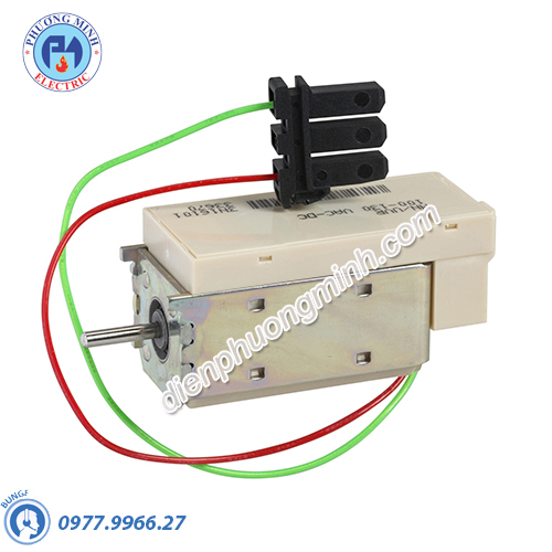 Electrical auxiliaries for NS630b/3200A fixed type, Shun trip (MX), 24VDC - Model 33659