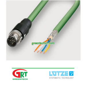 475300.0200   Network electrical cable   Cáp điện mạng   Lutze Việt Nam