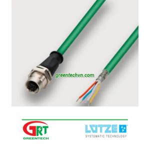 475500.1000   Network electrical cable   Cáp điện mạng   Lutze Việt Nam
