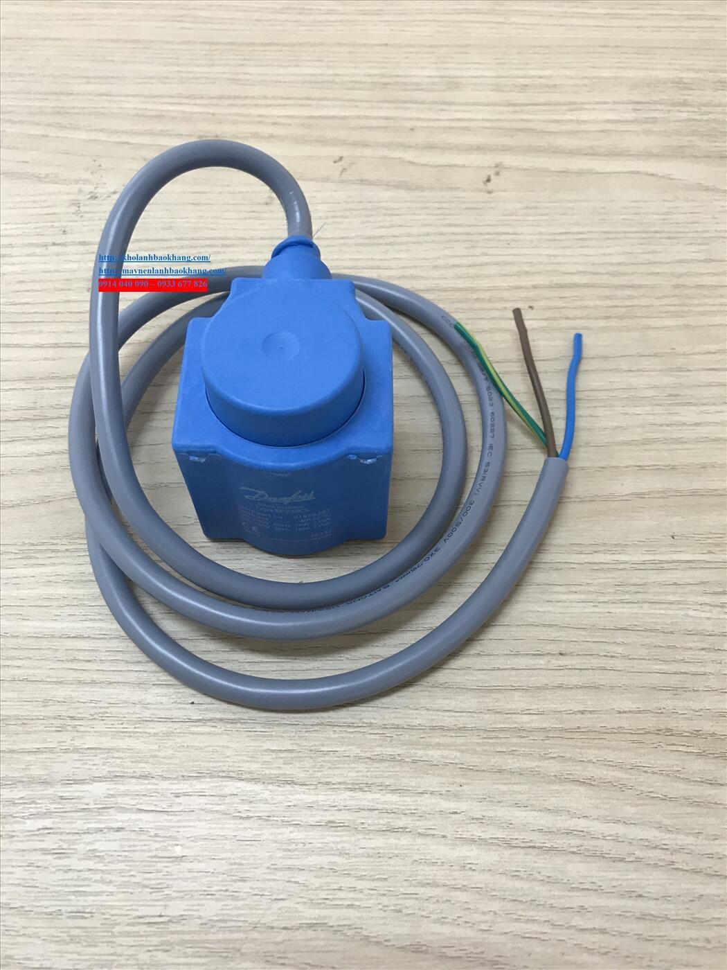 Cuộn coil Danfoss 018F6282
