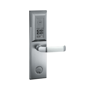 Khóa kỹ thuật số Adel 4910 (3 in 1), khóa số, vân tay