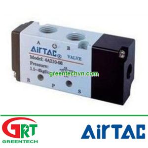4A210-08 | Airtac 4A210-08 | Van điện từ Airtac 4A210-08 | Solenoid Valve Airtac 4A210-08 | Airtac