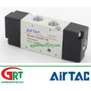 4A220-08 | Airtac 4A220-08 | Van điện từ Airtac 4A220-08 | Solenoid Valve Airtac 4A220-08 | Airtac
