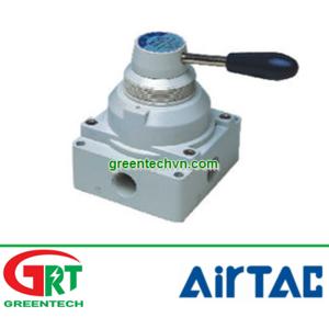 Airtac 4HVL   4HVL   Van đk khí nén 4HVL   Manually-controlled valve 4HVL   Airtac Việt Nam