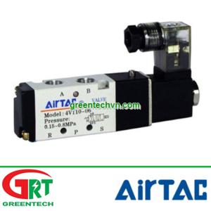 4V110-06 220VAC | Airtac 4V110-06 220VAC | Van điện từ 4V110-06 220VAC | Airtac Vietnam
