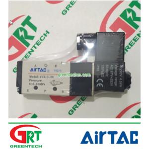 4V210-08 | Airtac 4V210-08 | Van điện từ Airtac 4V210-08 | Solenoid Valve 4V210-08 | Airtac Vietnam