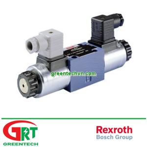 4WE 10G5X/EG24N9 K4/M | Rexroth | Van thủy lực | Directional spool valves, direct operated
