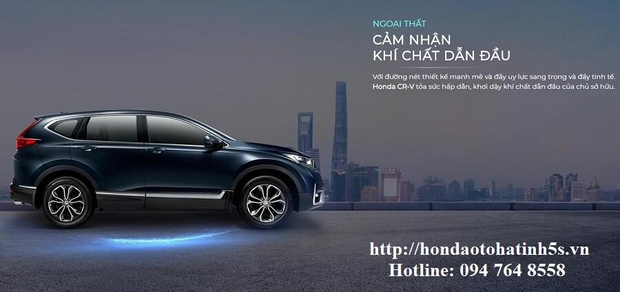 Honda CRV mới - Honda Ôtô Hà Tĩnh 5S - Hình 5