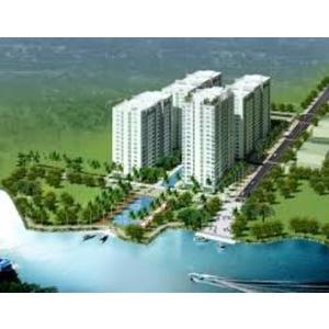 5.500m2 Đất Mặt Tiền Sông Sài Gòn QL13 P.HBP Q.Thủ Đức Gần Ngay 4 Block Chung Cư