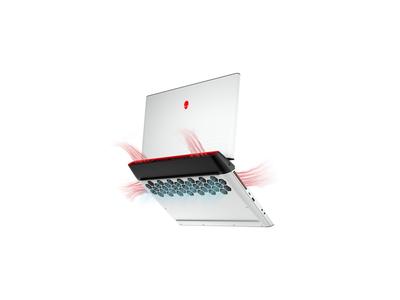 ALIENWARE AREA 51M - I7 9700 RTX 2060 6GB RAM 16G SSD 256GB HDD 1TB 17.3