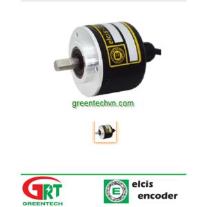 50 series | Elcis Incremental rotary |Vòng quay | Incremental rotary | Elcis ViệtNam