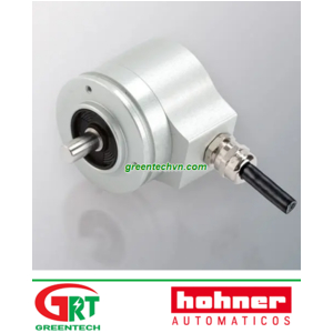 50 series   Hohner 50 series   Bộ mã hóa   Incremental rotary encoder   Hohner Vietnam