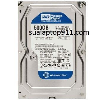 Ổ HDD máy tính PC 500GB WD