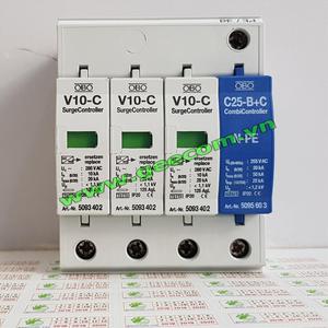Chống sét lan truyền OBO V10-C3+NPE