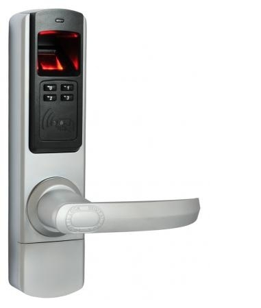 Khóa kỹ thuật số Adel-iDLK 5600, khóa số, vân tay