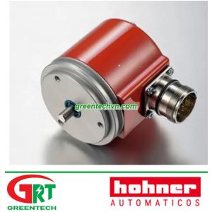 58 series   Hohner 58 series   Bộ mã hóa   Incremental rotary encoder   Hohner Vietnam