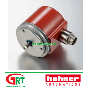 58 Sin series   Hohner 58 Sin series   Bộ mã hóa   Incremental rotary encoder   Hohner Vietnam