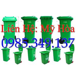 Thùng rác 240 lít- SG240