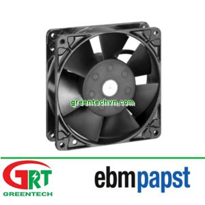 5958 | EBMPapst | Quạt tản nhiệt | AC Fans Tubeaxial, 127x38mm 230VAC, Ball| EBMPapst vietnam