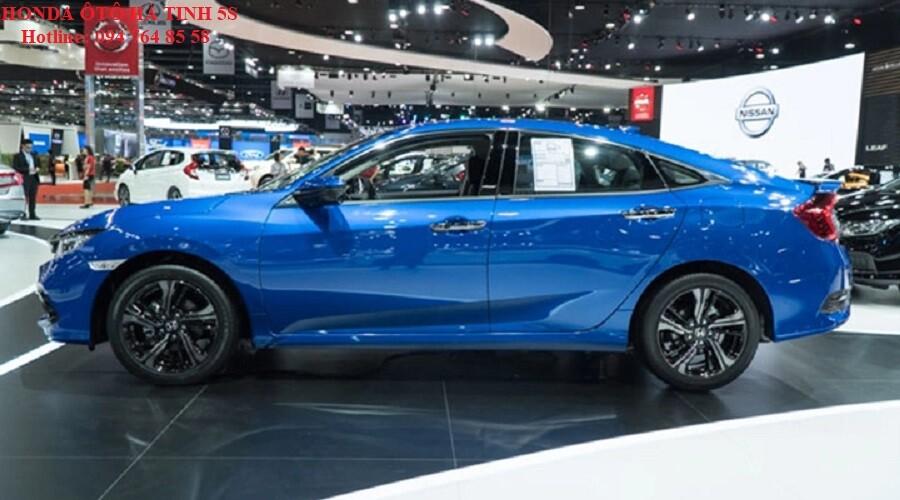 Honda Civic nhập khẩu mới - Honda Ôtô Hà Tĩnh 5S - Hotline: 0947648558 - Hình 6