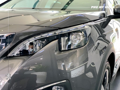 Peugeot 5008 2021 - Xám EVL