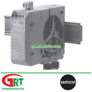 6116-022112000. 01 | Bộ chuyển đổi điện-khí Samson I/P6116 | Electro-pneumatic converter I/P6116