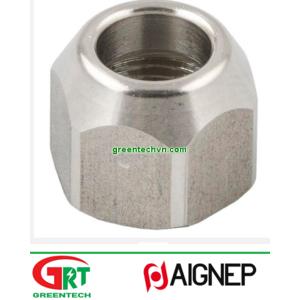61700   Aignep   Hexagonal nut / stainless steel   Aignep Vietnam