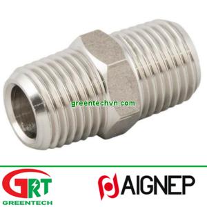 62000   Aignep   Hexagonal nut / stainless steel   Aignep Vietnam