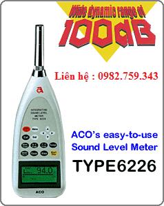 Máy đo độ ồn Model : 6226