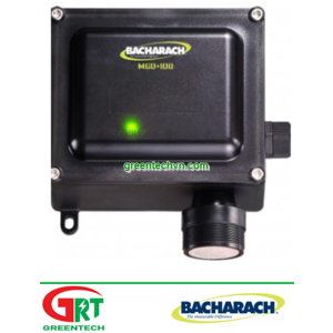 6300-1101 | MGS-150 | R-134a 0-1,000 ppm, IP41 housing | Cảm biến nồng độ khí R- | Bacharach Vietnam
