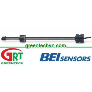 Linear position sensor / potentiometer / analog 1.9 - 3.9 in | 6300 series | Cảm biến vị trí
