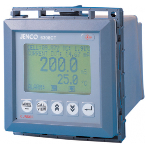 Thiết bị đo nồng độ pH/ORP, Bộ đo pH và nhiệt độ Jenco 6308PT