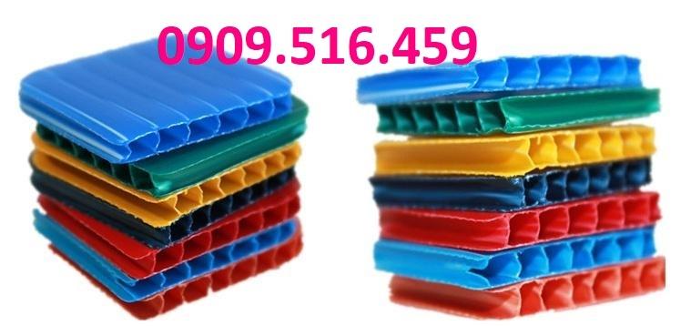 Tấm nhựa pp danpla 2mm