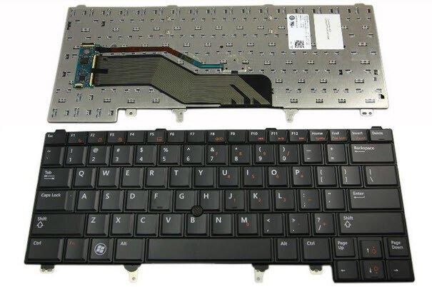 bàn phím laptop Dell E6430,E6420 (Có LED)