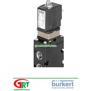 6518 | Burkert 6518 | Van điện từ Burkert 6518 | Burkert Việt Nam