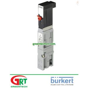 6525 | Burkert 6525 | Van điện từ Burkert 6525 | Burkert Việt Nam