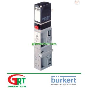 6527 | Burkert 6527 | Van điện từ Burkert 6527 | Burkert Việt Nam