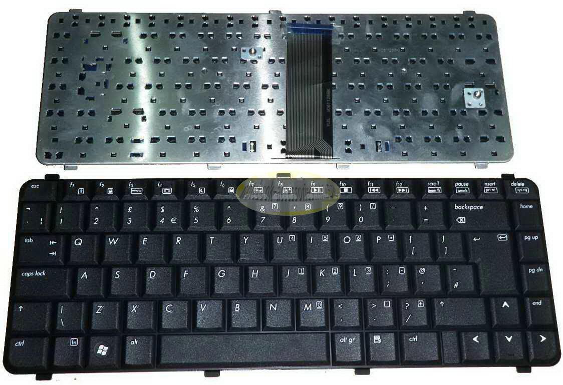 HP DV2000,DV3000 ( đen thường )