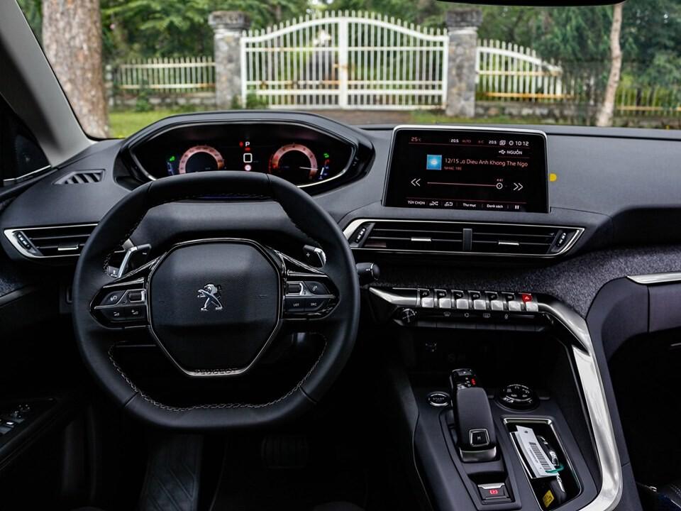 Peugeot 5008 - Hình 50