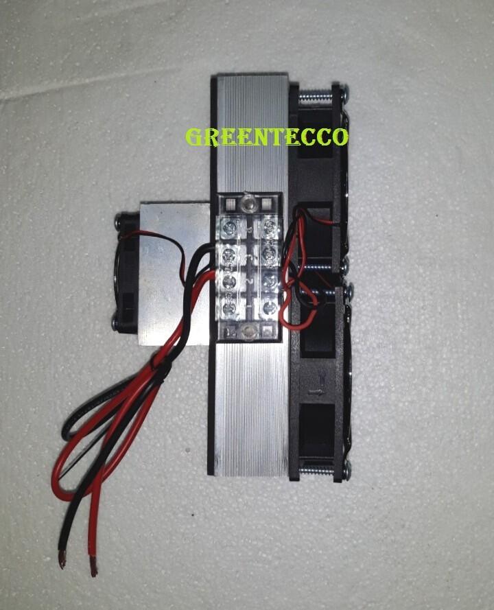 Bộ module làm mát dùng peltier 70 wat