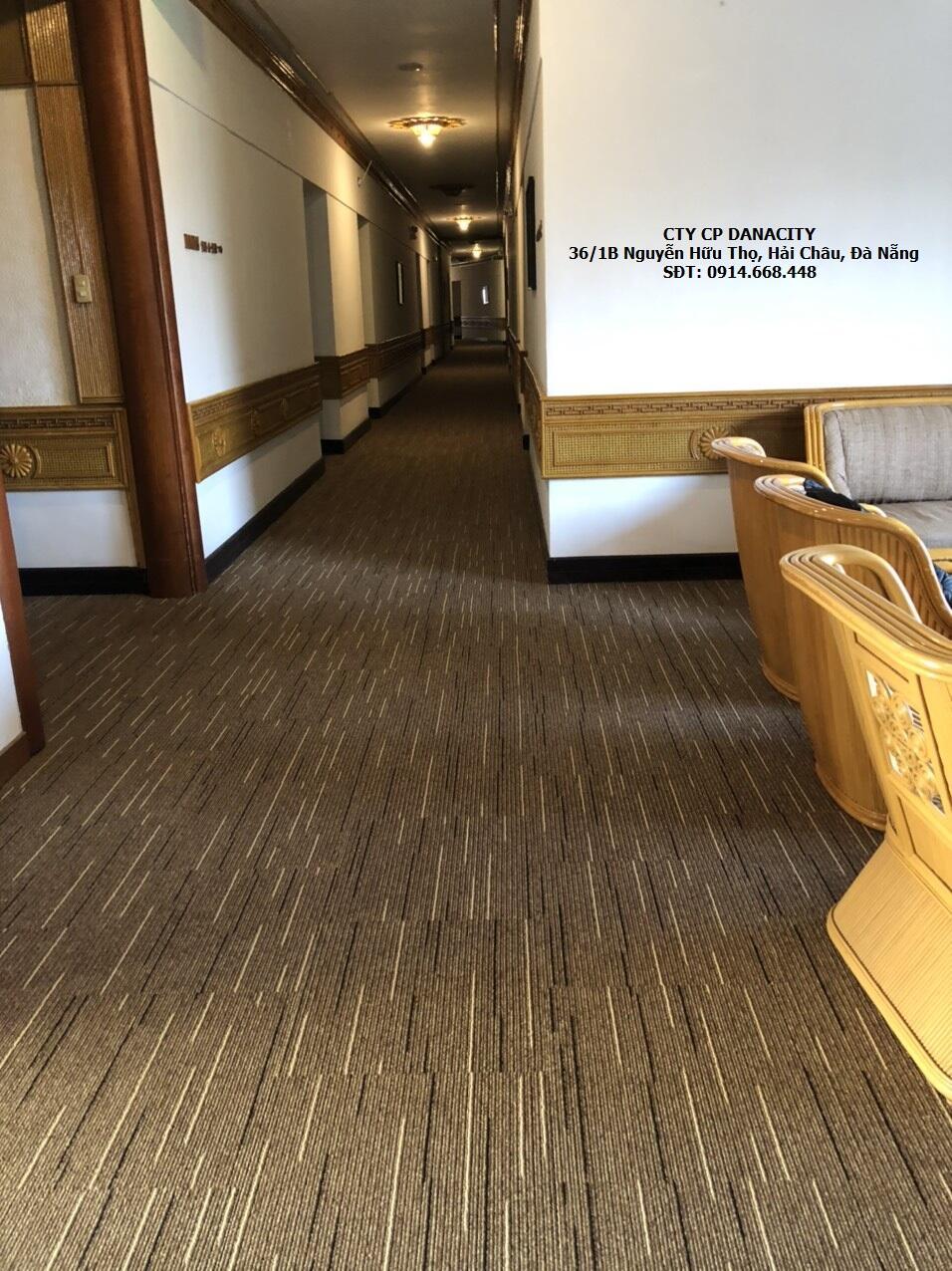 Thảm trải sàn tại đà nẵngsử dụng trải văn phòng tạo nét khác biệt, ấm cúng cho phòng làm việc